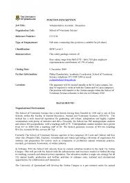 Veterinary Assistant Resume Examples Templates Throughout