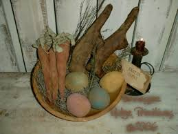 Primitive Easter Decorating Ideas by 98 Best Primitive Decorations For Spring Images On Pinterest