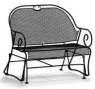 nettoyer un meuble en fer forgé tout pratique