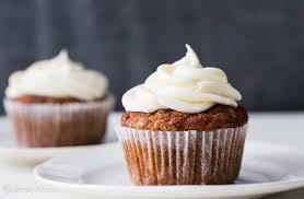 Apple Carrot Cake Cupcake