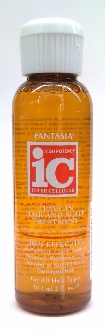 Fantasia Leave-In Hair and Scalp Treatment - 2oz