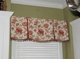 Kitchen Curtain Valance Styles by Valance Patterns Largest Selection Of Simplicity Valance