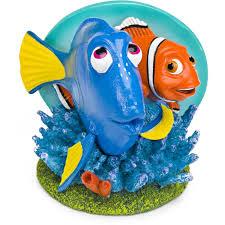Finding Nemo Bath Set by Penn Plax Finding Nemo And Gil 3 In Aquarium Ornament Hayneedle