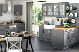 deco interieur cuisine modele deco cuisine cuisine bois gris moderne on decoration d