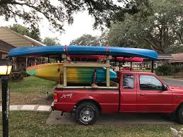 Pin By Paul Mott On Kayak Racks | Pinterest | Kayak Rack Over Cab Truck Kayak Rack Cosmecol With Regard To Fifth Wheel Best Roof Racks The Buyers Guide To 2018 Canoekayak For Your Taco Tacoma World Cap Kayakcanoe Full Size Wtonneau Backcountry Post Yakima Trucks Bradshomefurnishings Build Your Own Low Cost Pickup Canoe Wilderness Systems Finally On The Prinsu 16 Apex 3 Ladder Steel Sidemount Utility Discount Ramps Expert Installation Howdy Ya Dewit Easy Homemade And Lumber