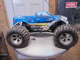 100 Monster Truck Nitro TEAM LOSI LST NITRO MONSTER TRUCK WITH SPARES In WS15 Lichfield For