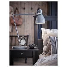 hemnes bed frame black brown luröy ikea