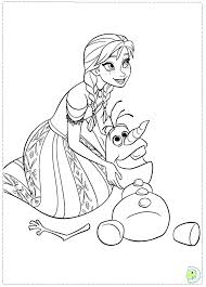 Coloring Pages Printable Frozen To Print Picture Page And