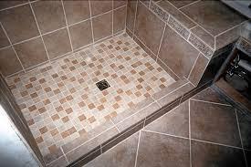 bath remodel shower remodel mosaic floor pan using 100