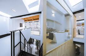 100 Loft Style Home Dark 19th Century Workshop Is Converted Into A Bright Loftinspired Home