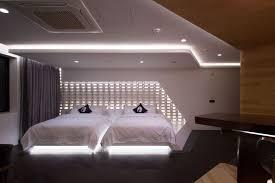 utilisation de l éclairage led pour délimiter les espaces