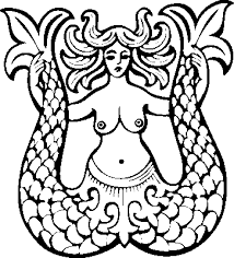 The Symbol On Starbucks Coffee Is In Fact A Melusine