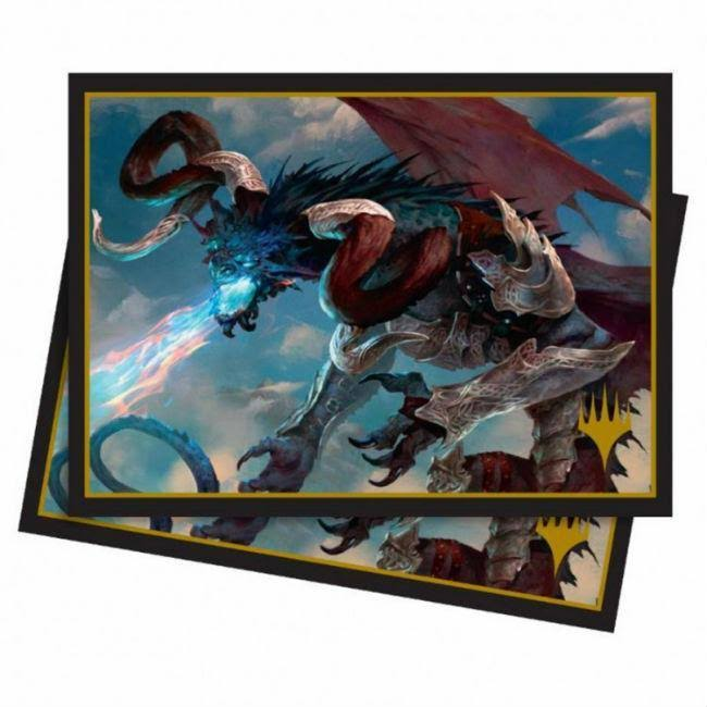 Ultra Pro Magic the Dragons Standard Deck Protector Sleeves - Elder Dragon