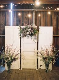 Rustic Wedding Backdrops 6283