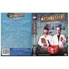 Mythbusters Christmas Tree by Mythbusters Season 3 Dvd Big W