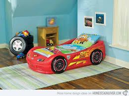 Cool Lightning Mcqueen Race Car Toddler Bed 16 For Modern Home
