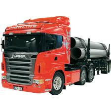 Tamiya 300056323 Scania R620 6x4 1:14 Electric RC From Conrad ...