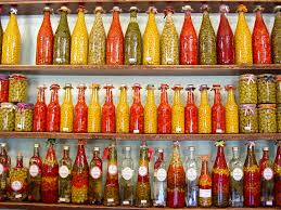 How To Make Decorative Bottles For The Kitchen In 7 Steps