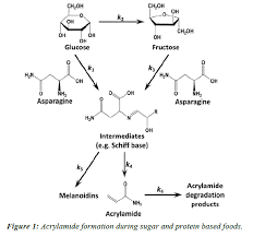 Journal Biotechnology Phytochemistry Acrylamide Formation
