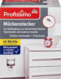 mückenstecker 1 elektro verdfer 1 fläschchen 1 st