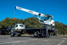 Manitex Adds To Its Truck-Mounted Crane Line