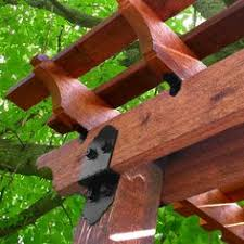 Black Decorative Joist Hangers by Joist Hanger Wood Joist Connectors Pinterest Hangers