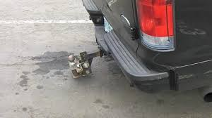 100 Hitches For Trucks Tow Truck Tip Skate A Hitch YouTube