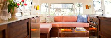 100 Inside Airstream Trailer Couple Restores An Old Into A Chic Tiny Home On Wheels