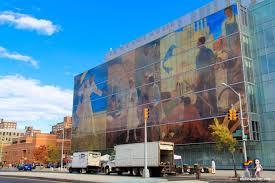 Harlem Hospital Glass Mural by Harlem