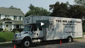 Two Men And A Truck: Brand Spot On Vimeo Two Men And A Truck On Twitter Working At Mary Ellen Sheets Meet The Woman Behind Two Men And A Truck Fortune Movers In St Louis Mo Google Wca Collect Goods For Mothers Day Citydesk Kick Off Annual Career Move Month Greater Brand Spot Vimeo Posts Facebook Battle Creek Mi Movers Make Career Move With