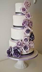 Wedding Cakes Purple 25 Cute Ideas On Pinterest