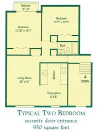Spectacular Apartment Floor Plans Designs by Spectacular Idea Two Bedroom Flat Design 5 House 50 2 Apartment