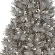 8ft Artificial Christmas Tree Ireland by 7ft Silver Tip Fir Grey Christmas Tree