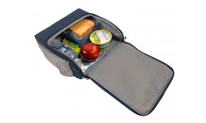 Silver Spinnaker Soft Lunch Box