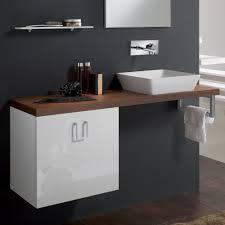 Small Bathroom Sink Vanity Ideas by Veneered Walnut High End Bathroom Sink Vanity Stand