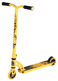 MGP VX5 PRO Scooter Yellow