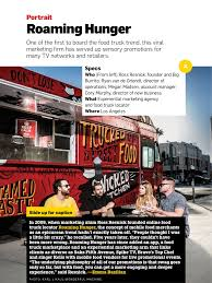 Adweek: Featured Agency   Roaming Hunger Food On Wheels Amazing Trucks In Hyderabad Stayshaded Music News Stuff Zogo The Way To Pay Pittsburgh Pa Mobile Nom Truck Finder Lunch Seekers 3 Free Apps Help You Locate Gourmet Locator Hibachi Daruma Wordpress Mplate Premium Website Mplates Sugar Spice Ice Cream And Locator Just Encased Craft Sausages Le Chasseur App Katia Baro Round Up Find Wilmington Nc Truckilys Start Story A