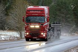 SALO, FINLAND - DECEMBER 2, 2016: Red Scania R560 V8 Truck Of ... Welcome To Flickr Truck Stuck Under Viaduct For Hours Wednesday Morning Local News Tennessee Highway Patrol Using Semi Trucks Hunt Down Xters On Press Releases Archives Trucking Moves America Things Truckers See In Traffic This Woman Has A Weird Driving Style Hard Trucking Al Jazeera 2018 Chevrolet Silverado 1500 Performance And Driving Impressions Terror Mount Ousley Video Illawarra Mercury How Stay Safe While Waiting Tow Tranbc Driver Injured When Hauling Two Trailers Full Of Wheat Funeral Abuses Flashing Lights Truck Youtube