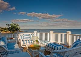Coastal Patio Furniture Decor Ideas
