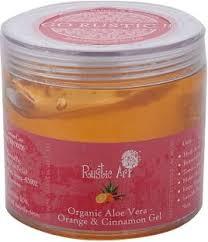 Rustic Art Aloe Orange Cinnamon Gel