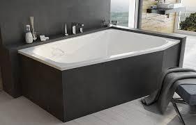 große badewanne eckbadewanne wtl free 120 x 175 cm rechts