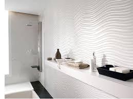 Decorative 3D Tiles Textured Wall