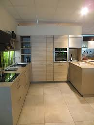 leicht musterküche großzügige design küche in u form