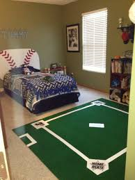 Menards Christmas Tree Storage Bags by Diy Baseball Field Rug For Baseball Lovers Room Went To Menards