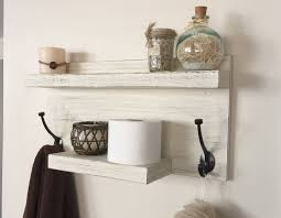 Rustic Bathroom Wall Shelves | DECOR IT'S Small Space Bathroom Storage Ideas Diy Network Blog Made Remade 15 Stunning Builtin Shelf For A Super Organized Home Towel Appealing 29 Neat Wired Closet 50 That Increase Perception Shelves To Your 12 Design Including Shelving In Shower Organization You Need To Try Asap Architectural Digest Eaging Wall Hung Units Rustic Are Just As Charming 20 Best How Organize Tiny Doors Combo Linen Cabinet