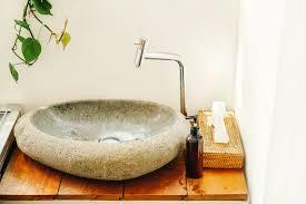 naturstein waschbecken welche nachteile gibt es