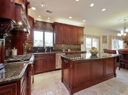 Kitchen Color Ideas With Cherry Cabinets Home Design Ideas And Diy Project
