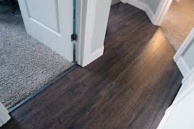 Types Of Transition Strips For Laminate Flooring by Iheart Organizing Do It Yourself Floating Laminate Floor