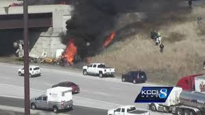 Lampe Mo Weather Radar by Good Samaritans Rescue Cement Truck Driver From Fiery Crash