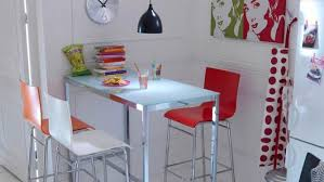 petites tables de cuisine 10 coins repas pour les petits espaces diaporama photo